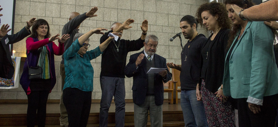 Culto Clausura XXIII Asamblea