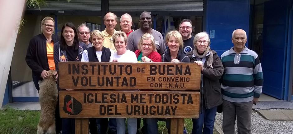 Voluntarios en Misión