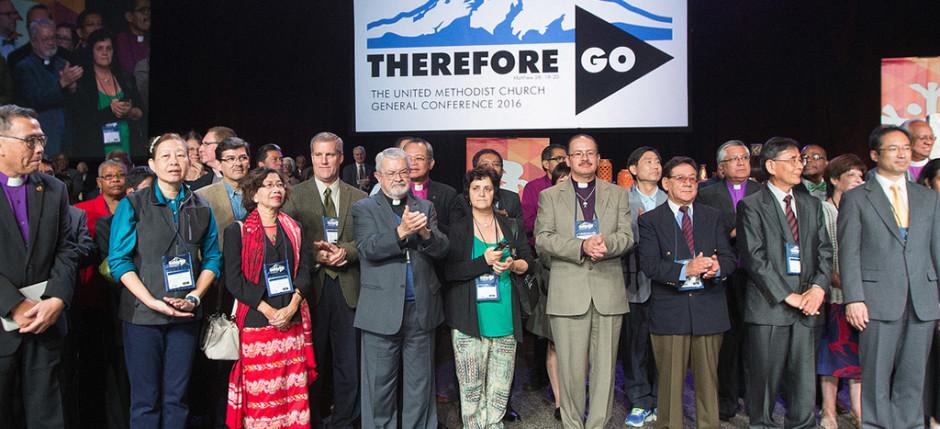 General Conference UMC 2016