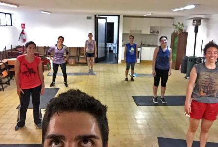 gimnasia De La Cruz