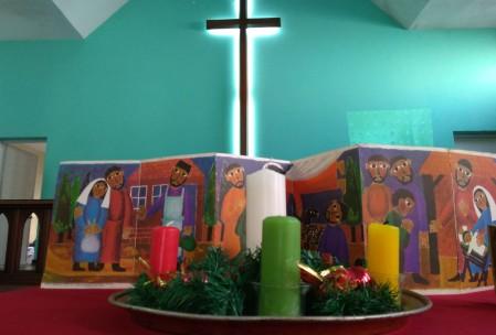 Celebración Navidad en Aguada